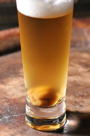 ビア&梅酒をアアルネで